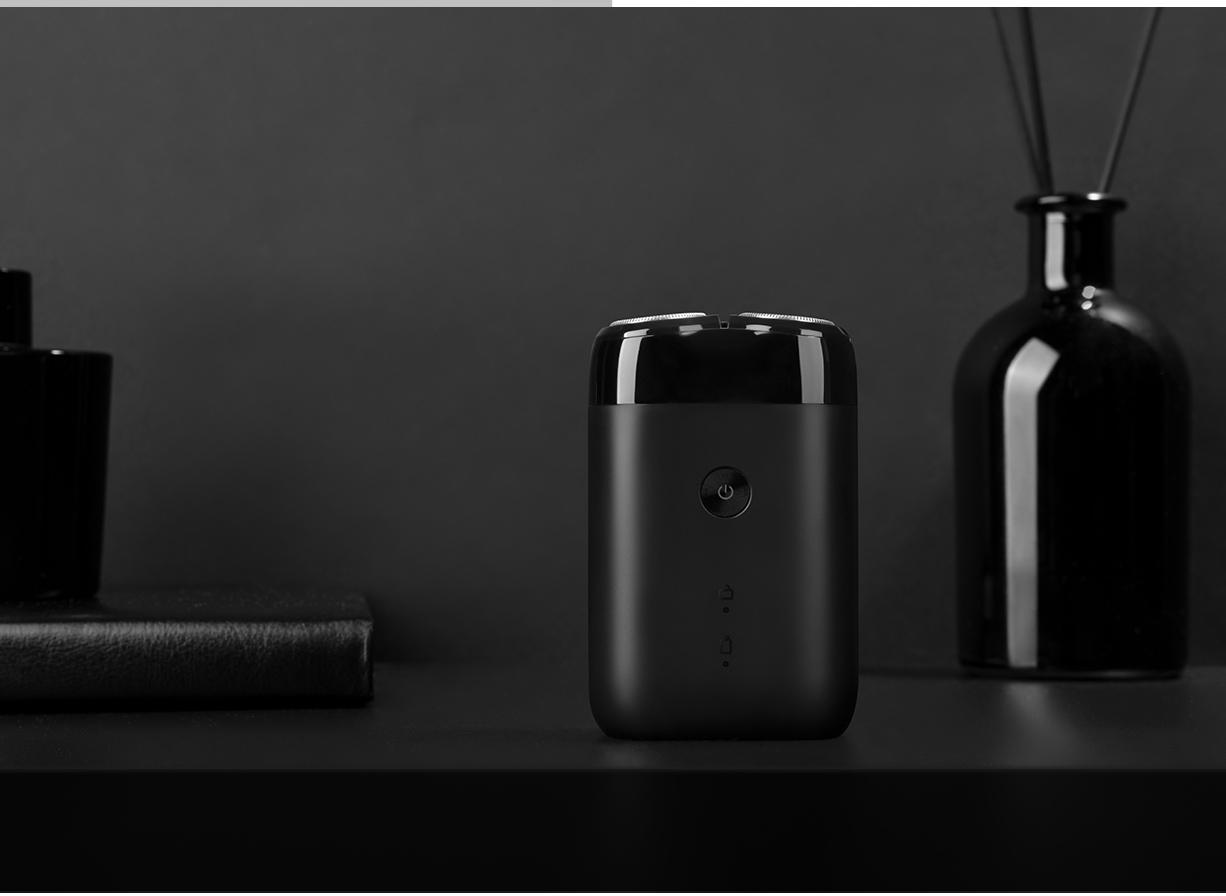 Xiaomi Double Head Electric - Rasoir électrique ()
