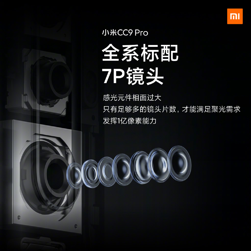 Xiaomi Note 10 定 12 月 7 日发售,RM2099 起! 2