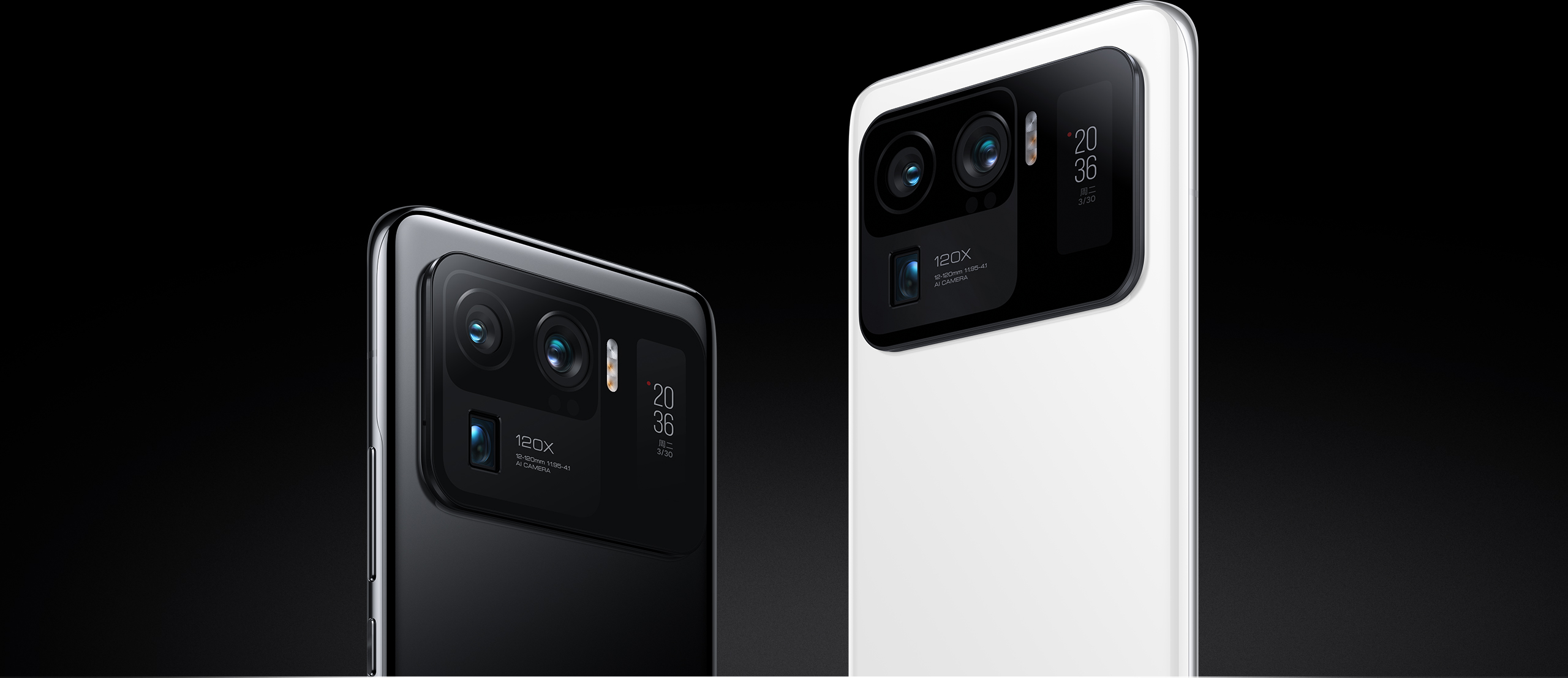 Kamera belakang Mi 11 Ultra.