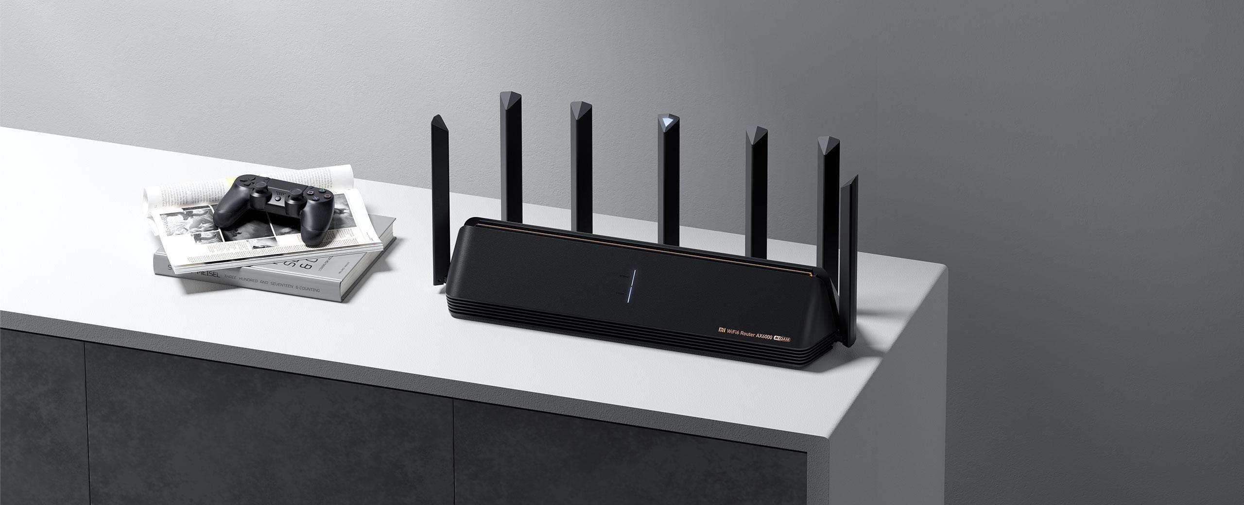 Nuevo Xiaomi router AX3600