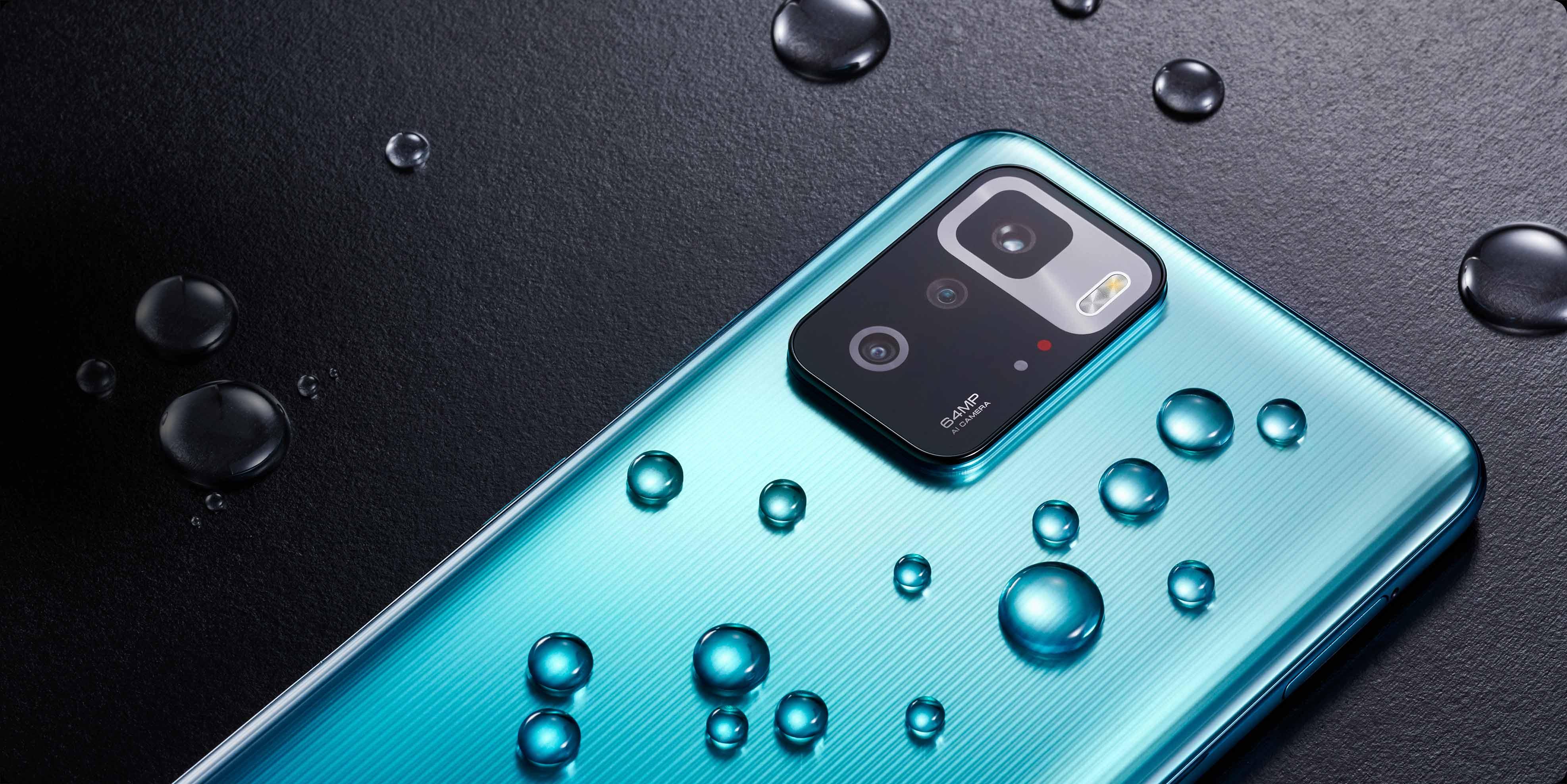 POCO X3 GT/Redmi Note 10 Pro (China)